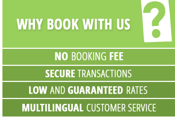 Why book with HotelsZurich